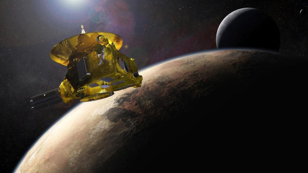 La sonda New Horizons marca un hito espacial
