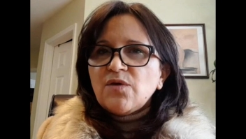 Gloria Porras: seguiré juzgando en Guatemala sin miedo a represalias