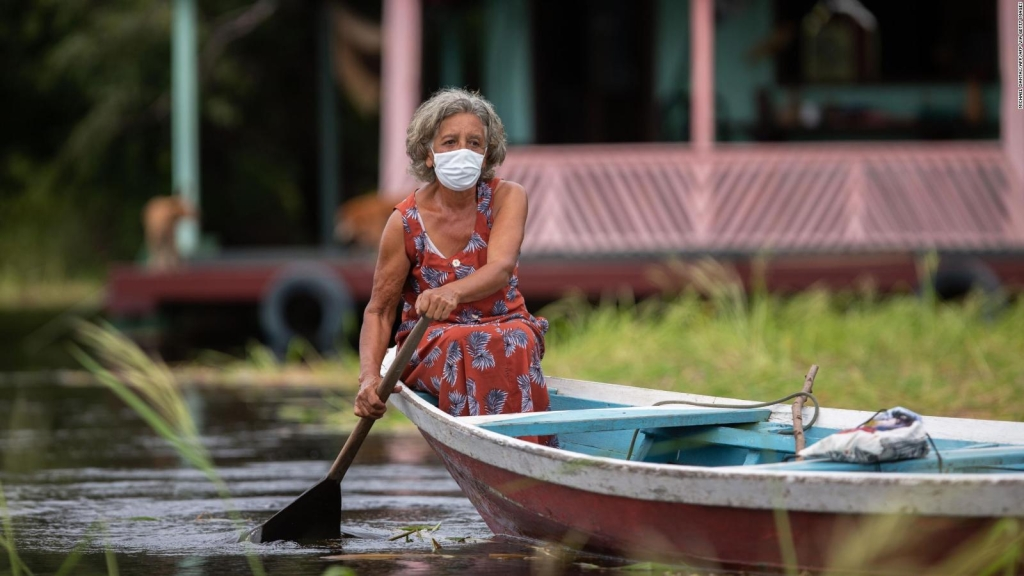 This is the relationship between the environment and pandemics