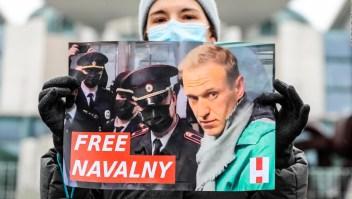 ¿Qué dice el gobierno ruso sobre la salud de Navalny?