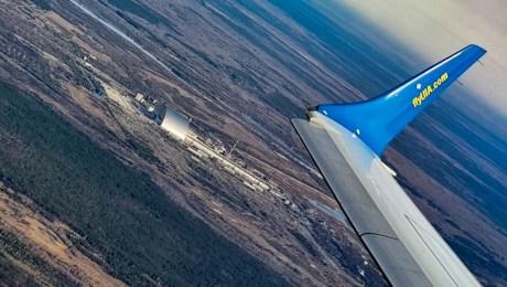 Chernobyl desde el cielo, nueva atracción turística