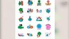 Así puedes obtener los stickers del Día de la Tierra