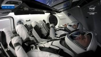 Estudian salud ocular en astronautas