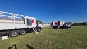 Argentina: ¿cómo son los centros de salud móviles?