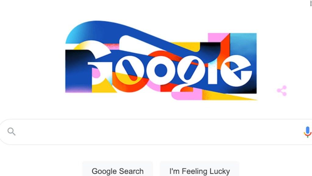 Google celebra la letra Ñ con un doodle