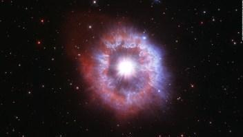 Mira en 3D una estrella a punto de autodestruirse