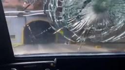 Venezuela: imágenes de una persecución policial