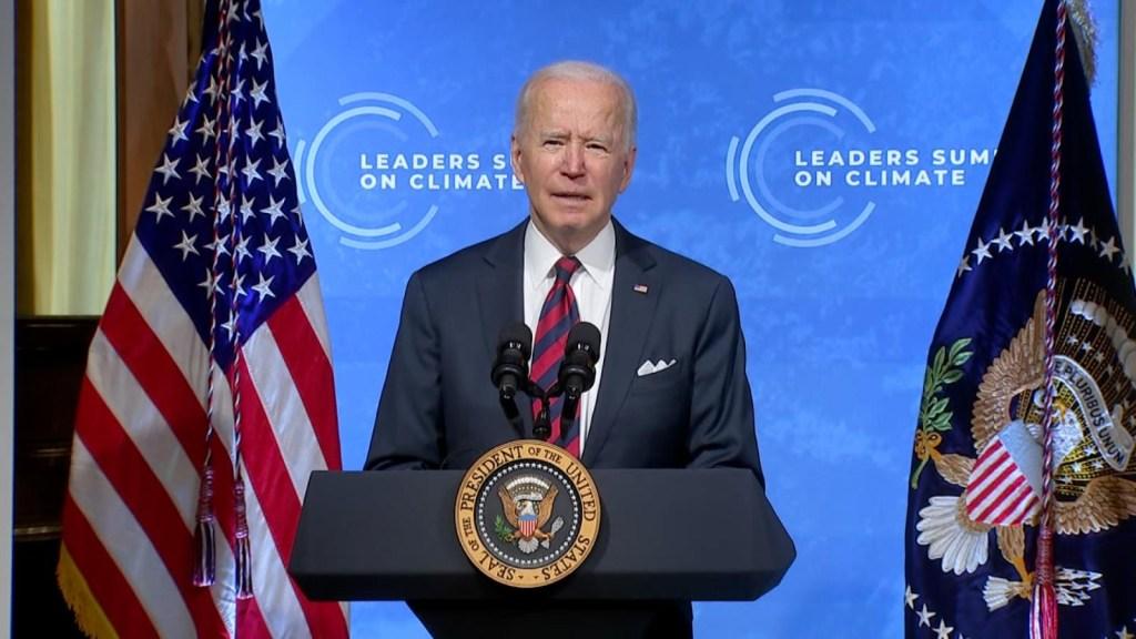 Los desafíos de Biden para cumplir con metas ambientales