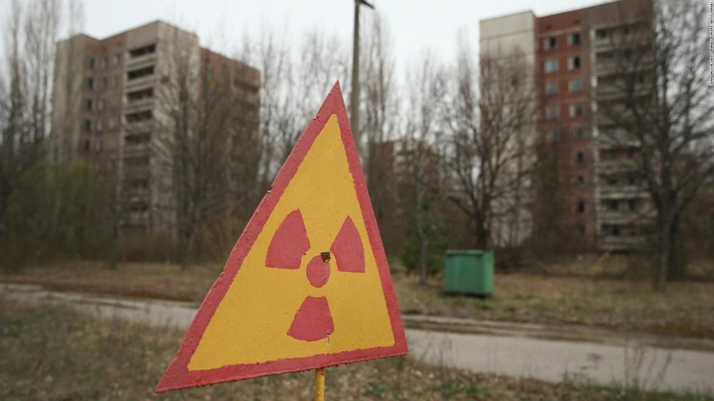 Estudian efectos de radiación del accidente de Chernobyl