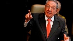 Leonardo Padura se refirió a Raúl Castro