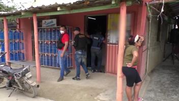 Efectos de bebidas adulteradas en Rep. Dominicana