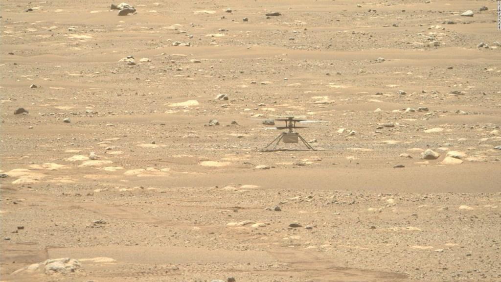 El ingenio sobrevuela Marte por cuarta vez
