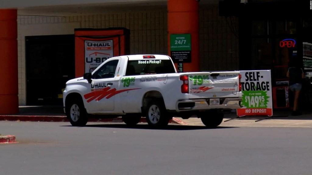 Turistas en Hawai rentan camiones de mudanza. ¿Por qué?