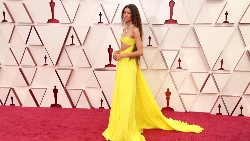 Zendaya's style that dazzled at the Oscars
