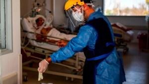 Crece la ocupación de camas de terapia intensiva en Buenos Aires