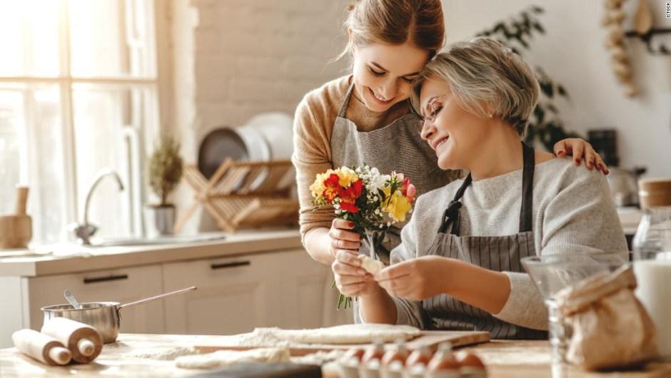 Madre cocina