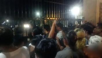 Crece la preocupación por la represión en Myanmar