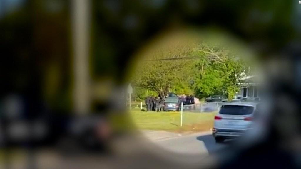 Hijo de Andrew Brown Jr.: A mi padre lo ejecutó la policía