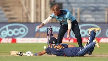 El cricket continúa en India pese al covid-19