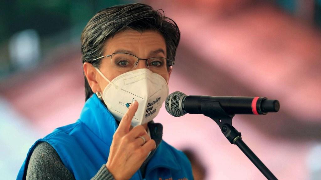 Claudia López: Una infamia, que se me acuse de xenofobia