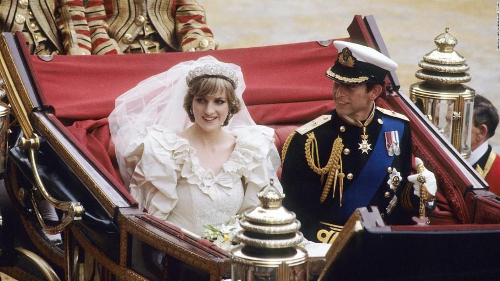 Exhibirán vestido de boda de la princesa Diana