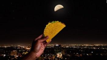 Taco Bell recluta a la Luna para primera campaña global