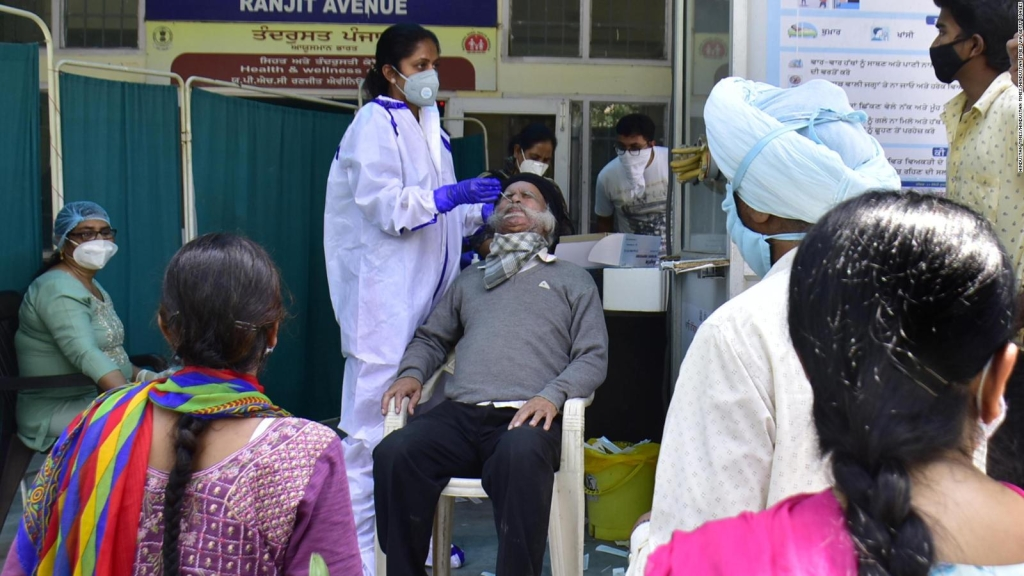 India covid-19 La dramática cifra de contagios que se estima en la India