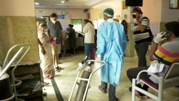 India: Crisis debe preocupar a la OMS, dice especialista