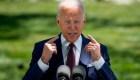 Encuesta CNN: La aprobación de la gestión de Biden