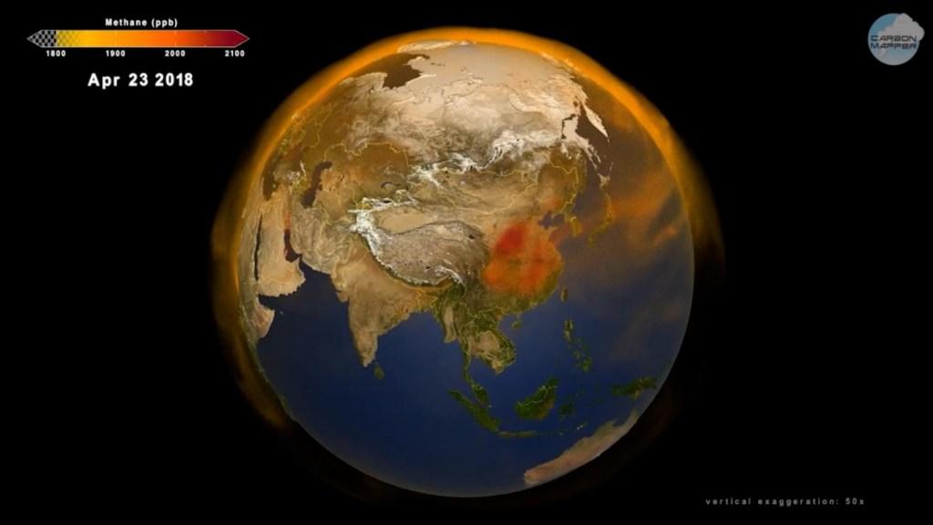 La NASA detectará fuentes contaminantes en el espacio