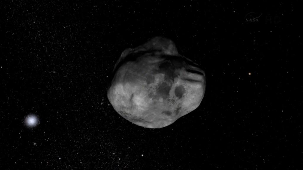 Se las arreglan para seguir con precisión la trayectoria de los asteroides