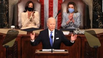 Joe Biden Congreso
