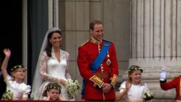 El príncipe William y Catalina celebran 10 años de casados