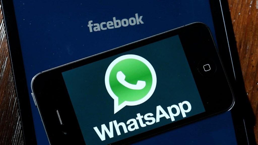 Así es como Facebook hace dinero con WhatsApp