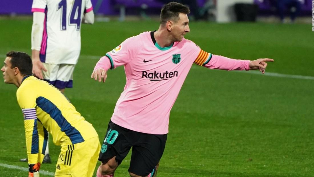 Zapatos históricos de Messi serán subastados