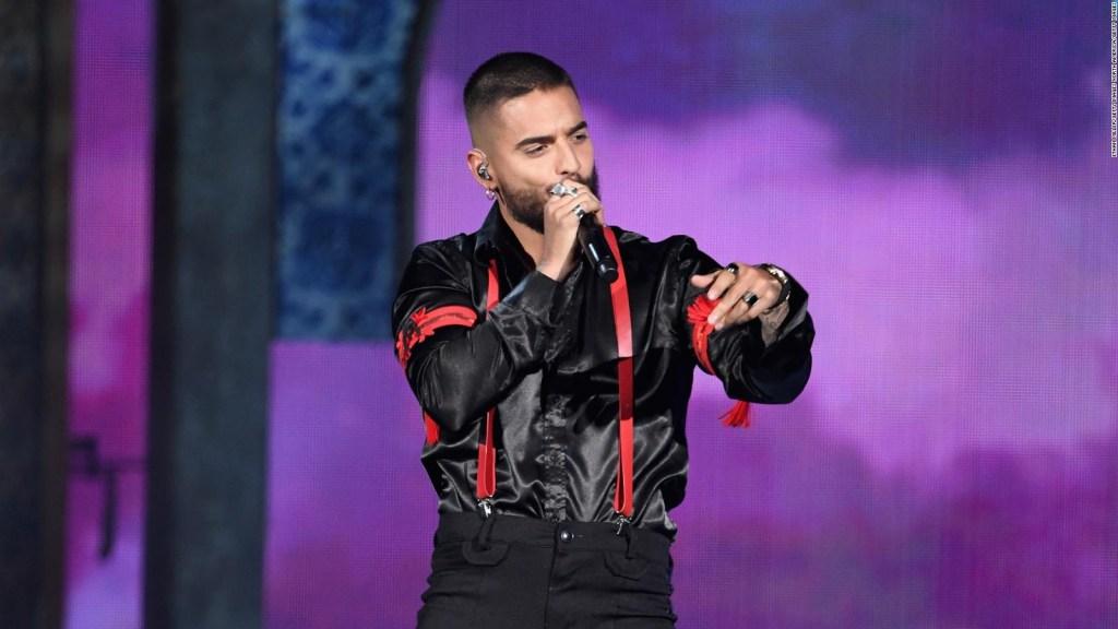 Nominés aux Billboard Awards du meilleur artiste latin