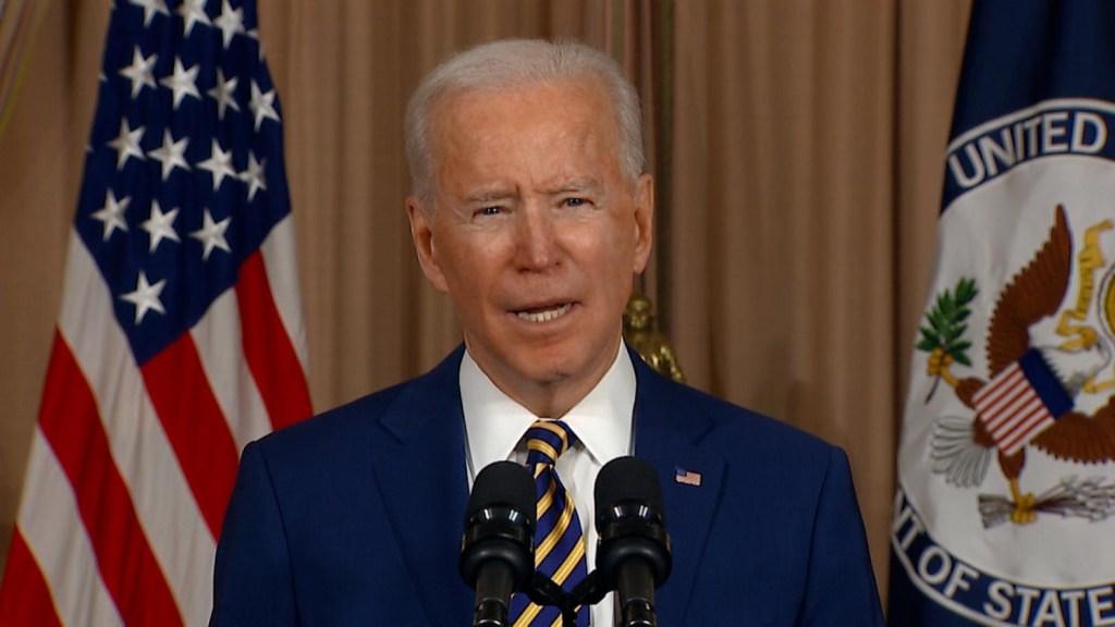 Molina: Biden me recordó a Roosevelt porque da esperanza