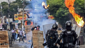 Más protestas en Colombia contra la reforma tributaria