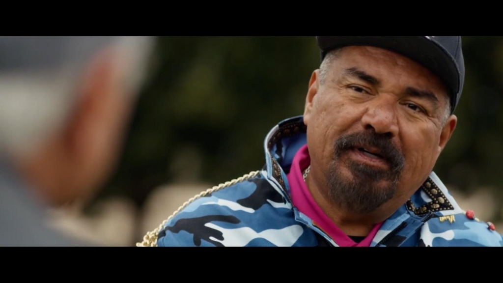 "Atypical role for George Lopez in ""Walking with Herb"""