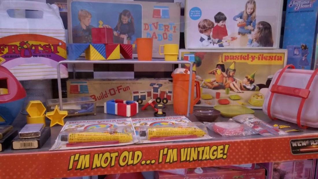 Así es un museo de juguetes hecho para los adultos