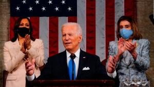 Longobardi analiza el discurso de Biden