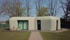 Esta espectacular casa se hizo usando impresión 3D