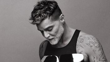 Mira las fotos del nuevo look de Ricky Martin
