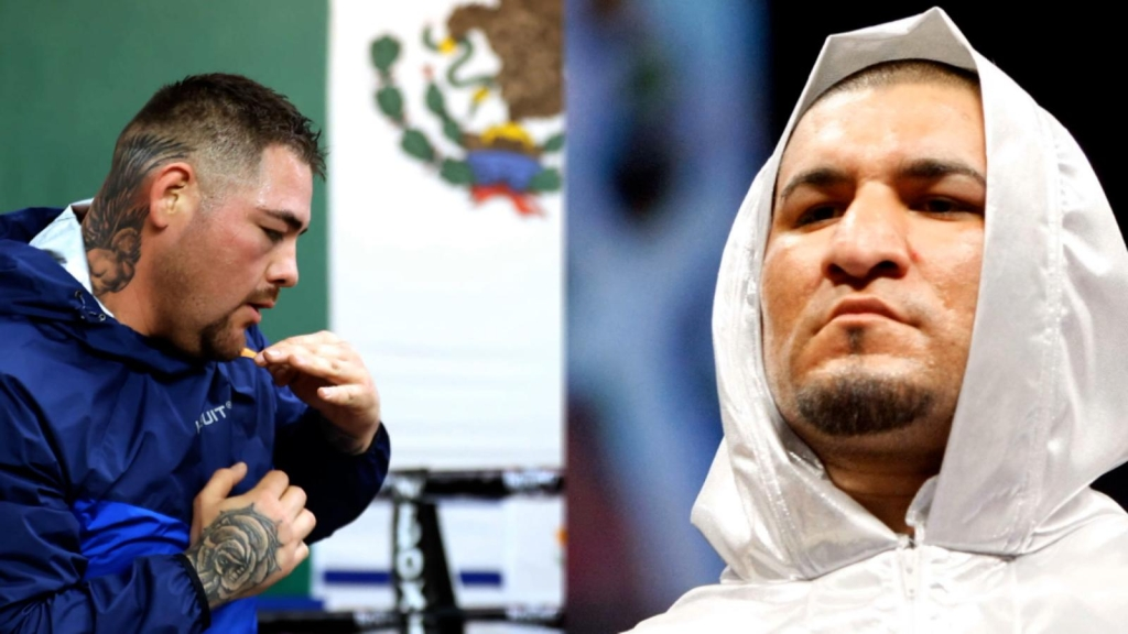 Andy Ruiz Jr. reveals his plan to beat Chris Arreola