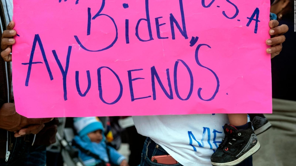 Restrepo: Biden busca un giro radical ante la inmigración