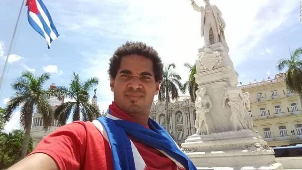 La lucha de Otero Alcántara contra el régimen de Cuba
