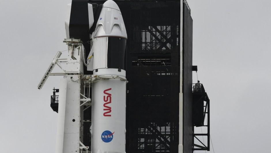 Space X y NASA