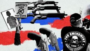 Biden control de armas