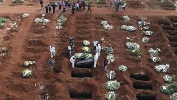 Brasil confinamiento pandemia covid-19