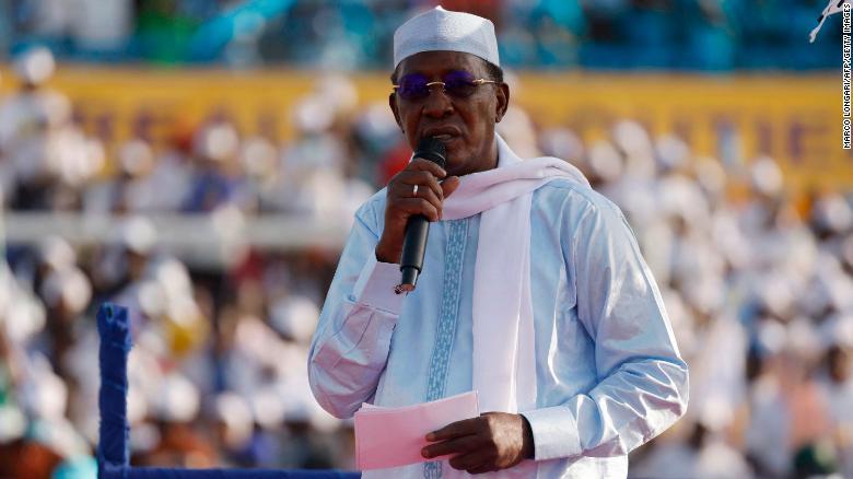 El presidente de Chad, Idriss Deby, muere en el frente de batalla